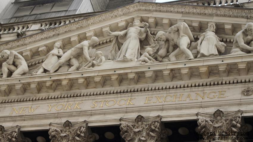Ο Ναός του Χρήματος στη Νέα Υόρκη