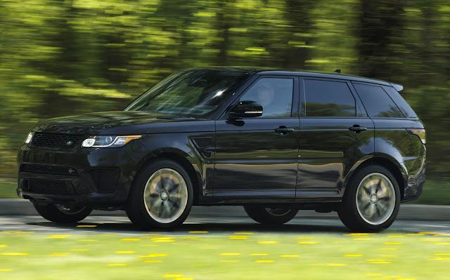 Land Rover SVR