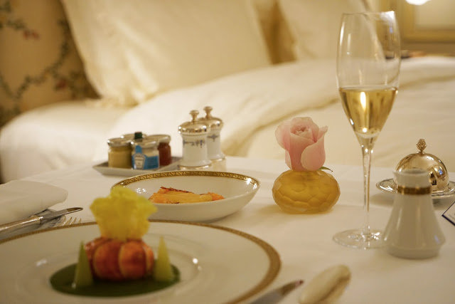 Ritz Paris Room Service