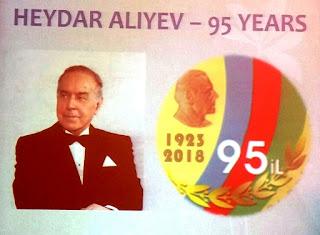 Heydar Aliyev dari Azerbaijan