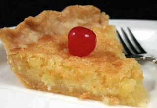 Pineapple Pie~ (Johnny Cash's Mother's Recipe)