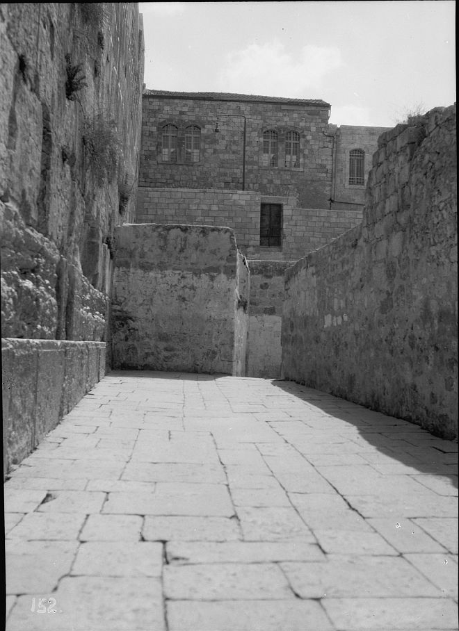 Picture A Day A Cave Under The Temple Mount S Foundation