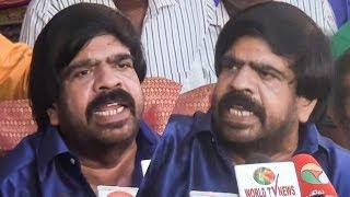 ANGRY: T. Rajendar blasts SUNTV for troubling STR | TN 48