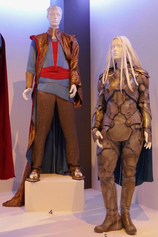 Thor Ragnarok Grandmaster Valkyrie costumes