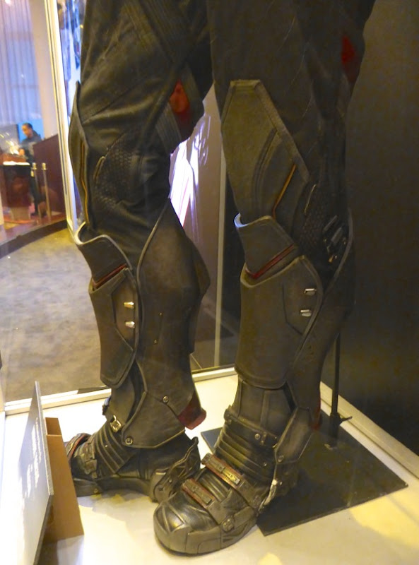 Falcon costume boots Captain America Civil War