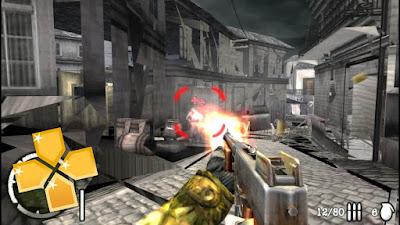 Download Medal of Honor 2 Heroes PSP ISO CSO Terbaru Android