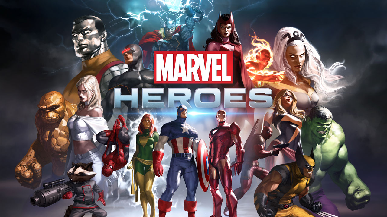 What About the Names Of Marvel Heroes And Characters With Review - Marvel Comics Free Download