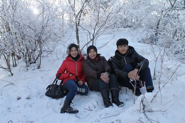 Bermain Salji Di Yongpyong Ski Resort Korea Korea Day 2 Part 1 Bermain Salji Di Yongpyong Ski Resort