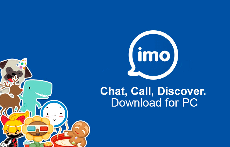 IMO for PC Windows 10/7/8 Laptop (Official) Download