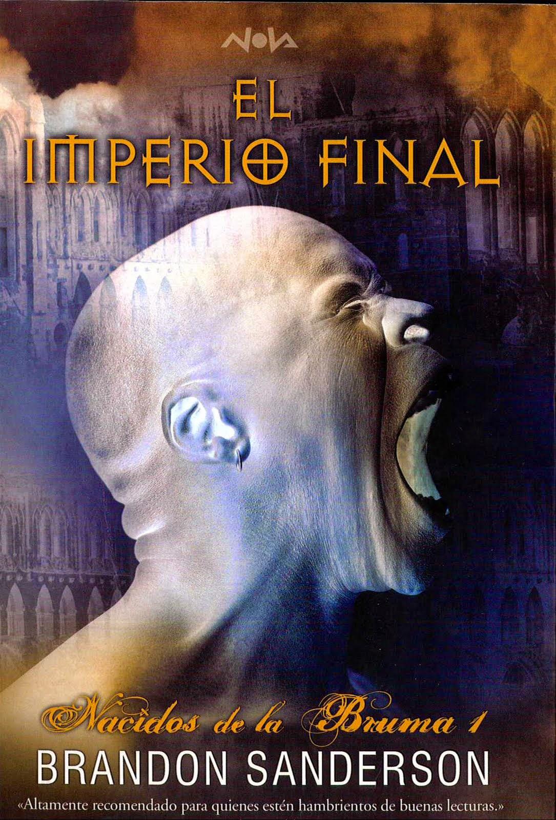 Biblioteca Electrónica 1 Saga Nacidos De La Bruma El Imperio Final Brandon Sanderson
