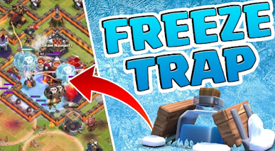 Freeze Trap coc