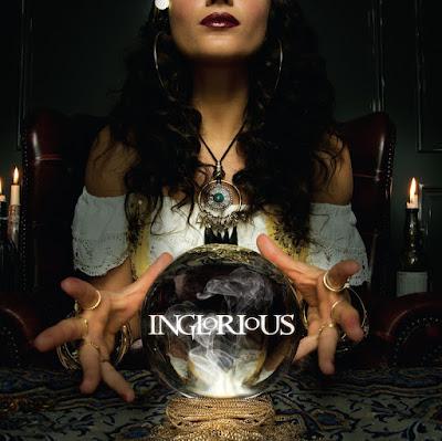 Inglorious - cover album - 2016