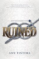Ruined by Amy Tintera book cover and review