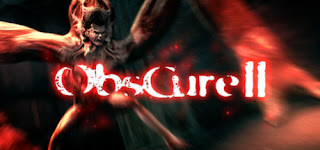 Logo-Tipo ObsCure 2 PS2 Torrent 2007 +Tradução Português.