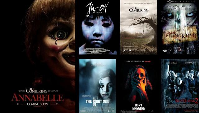 Film Horor Terbaik & Paling Menyeramkan