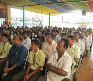 Student and Parent Career Guidance Seminar by Career Nurturer