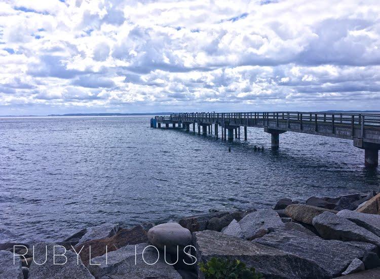 baltic sea, stralsund, bergen, sassnitz, sellin, trip
