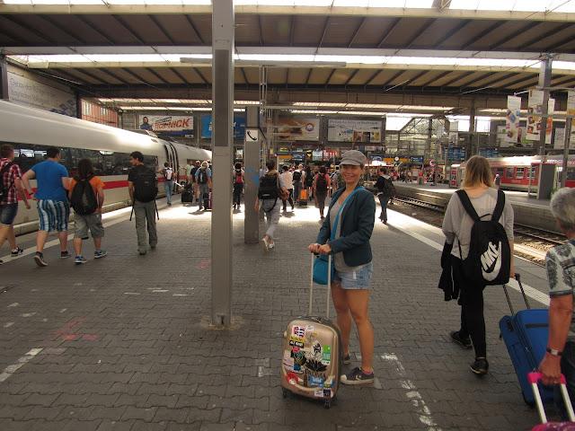 Estação de Trem de Munique