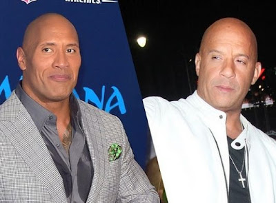 the rock and vin