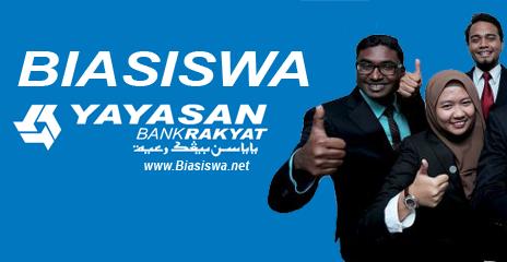 biasiswa yayasan bank rakyat