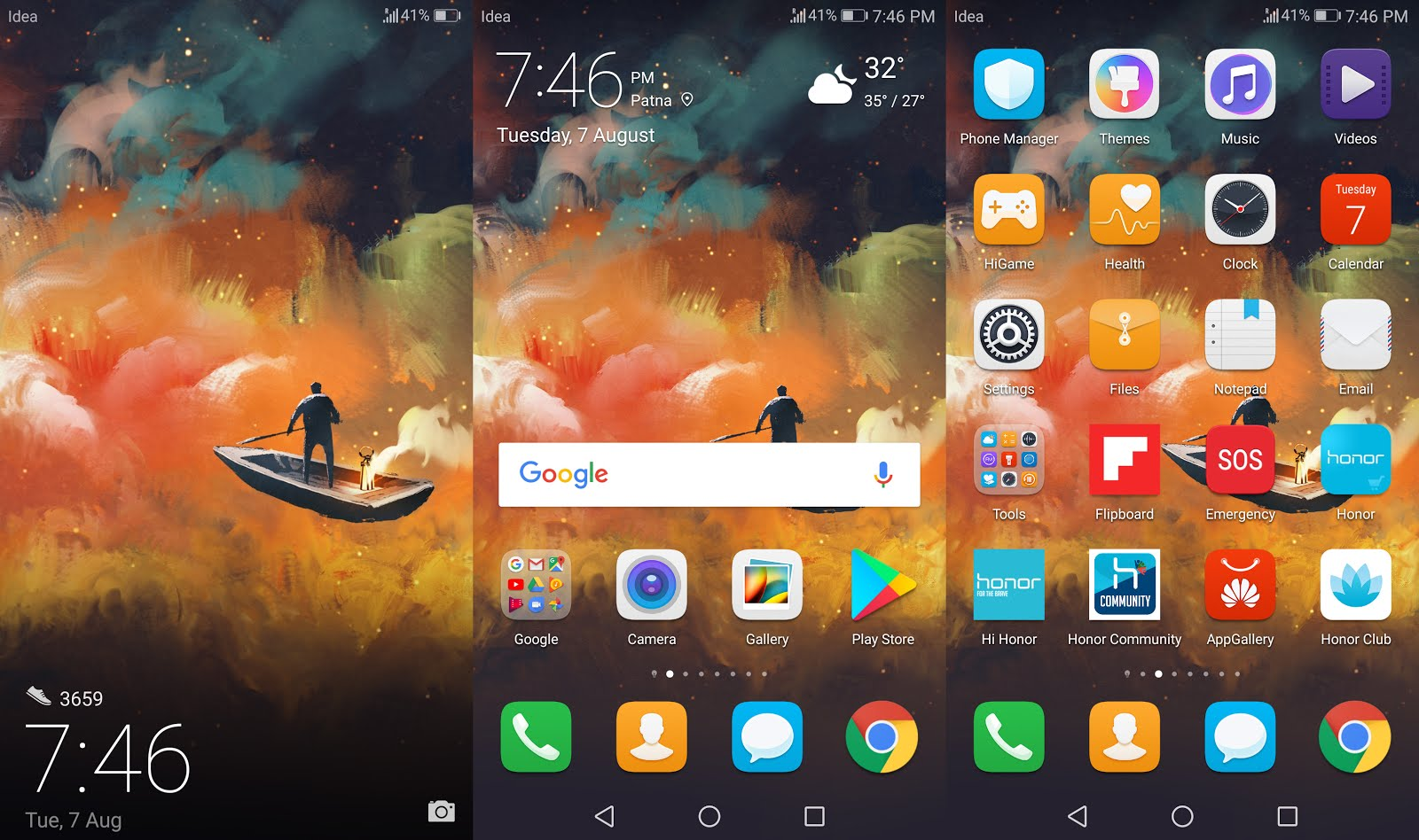 HONOR PLAY THEMES] Download Latest Honor Play Stock Themes