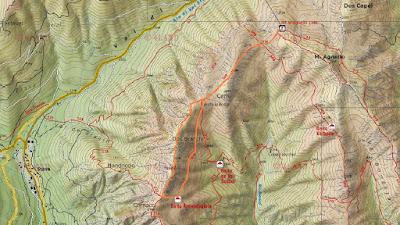 Monte Agnello a Predazzo