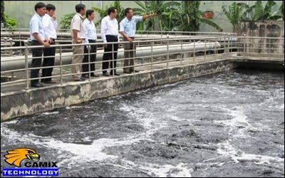 Công ty nâng cấp hệ thống xử lý nước thải - Nguyên nhân dẫn đến ô nhiễm môi trường từ nước thải KCN