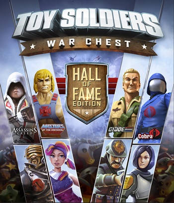 Toy Soldiers War Chest PC Full Español