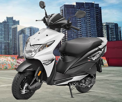 New 2016 Honda Dio front look image