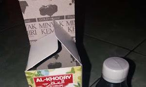 Ketahuilah !! Ciri-ciri Minyak Kemiri Al-Khodry Asli vs Palsu (Dilihat dari Segi Botol dan Kemasan)