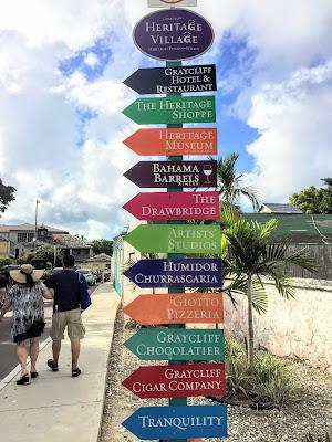 Heritage Village in Nassau, Bahamas - curiousadventurer.blogspot.com