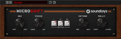 SoundToys Microshift Full version