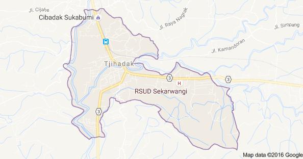 Informasi Sukabumi: Kecamatan Cibadak