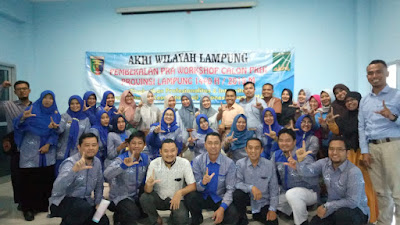 AKHI Provinsi Lampung Adakan Pembekalan Pra Workshop Calon TKHI 2019