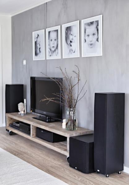 Mueble television - Television en casa ...