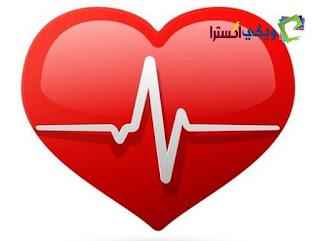 عدد ضربات القلب Heart rate