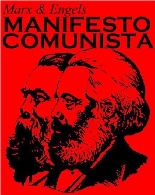 Manifesto Comunista - Friedrich Engels, Karl Marx