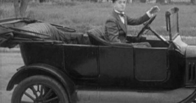 İlk Kapalı Araba 1905'te mi Yapıldı?
