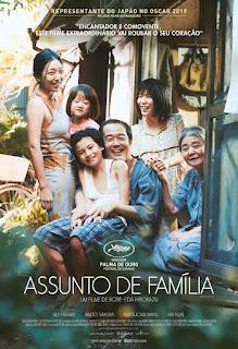 Review – Assunto de Família