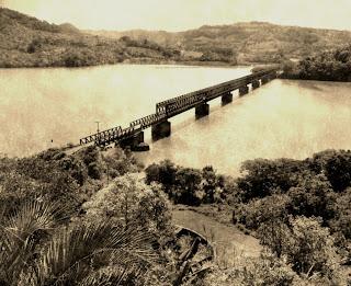 Ponte Rodo-Ferroviária, em Marcelino Ramos