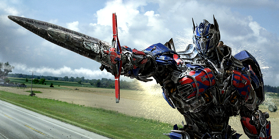 TRANSFORMERS 4: AGE OF EXTINCTION - Optimus Prime