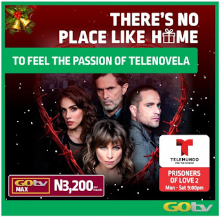 MultiChoice unveils a special campaign for the festive season to all GOtv and DStv customers 2