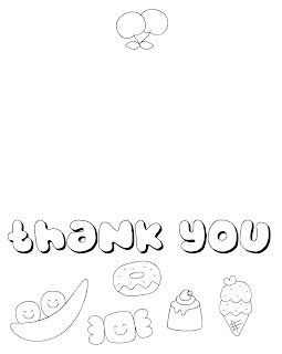 colorable thank you cards