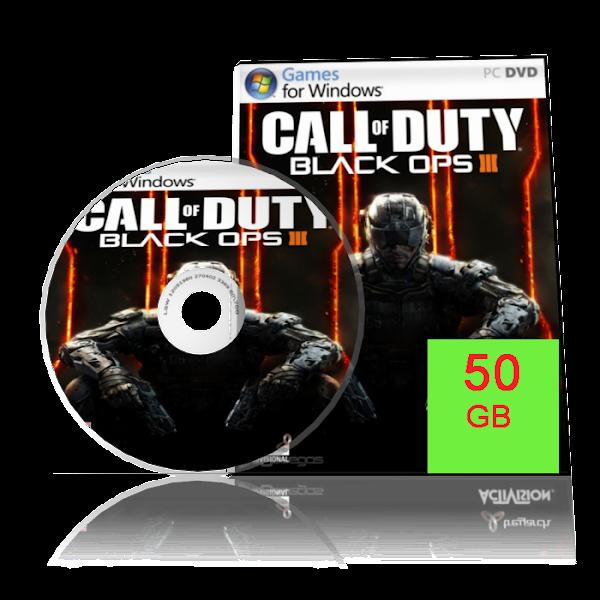 DESCARGAR Call of Duty: Black Ops III español FULL+MEGA PC