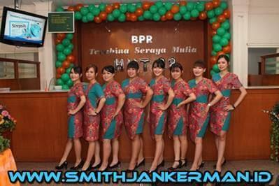 Lowongan PT. BPR Terabina Seraya Mulia Pekanbaru Maret 2018