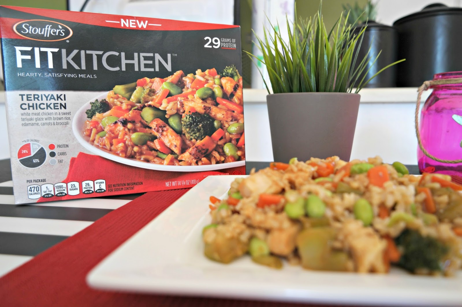 Bravo a la Vida: Los nuevos productos de STOUFFER39;S® FIT KITCHEN™