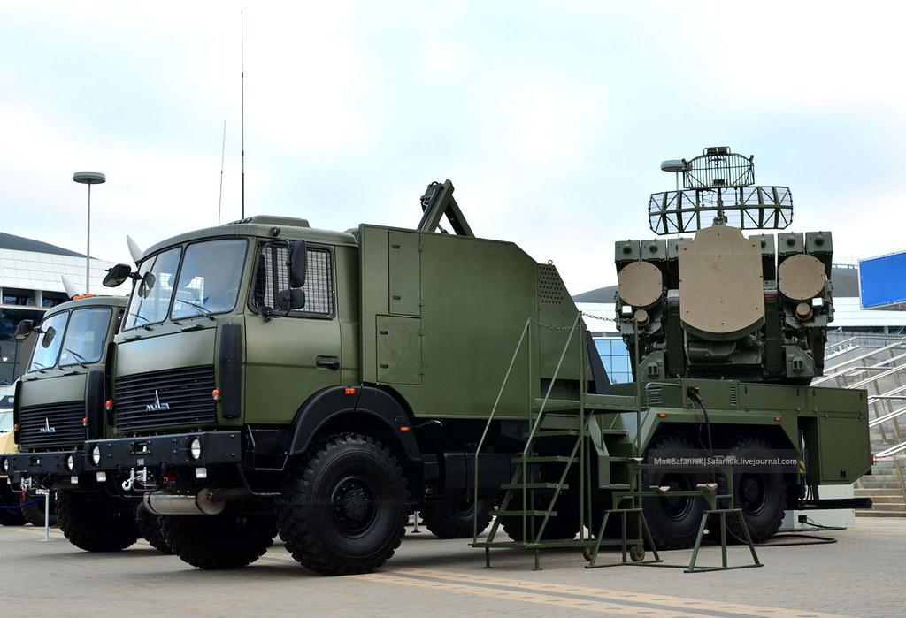 Беларусь завершила випробування оновленого ЗРК Оса