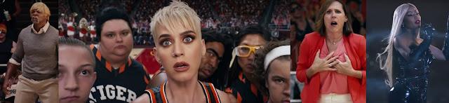 Katy Perry release 'Swish Swish' video ft Nicki Minaj day before Taylor Swift release new single