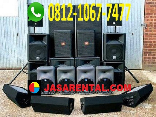 SEWA SOUND SYSTEM JAKARTA PUSAT