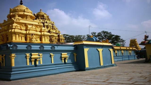 Siddi VInayaka Swamy Temple Ainavilli